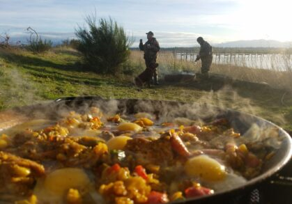 Outdoor Paella Party – Sunday, November 8, 2020